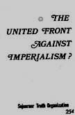 The United Front Against Imperialism?